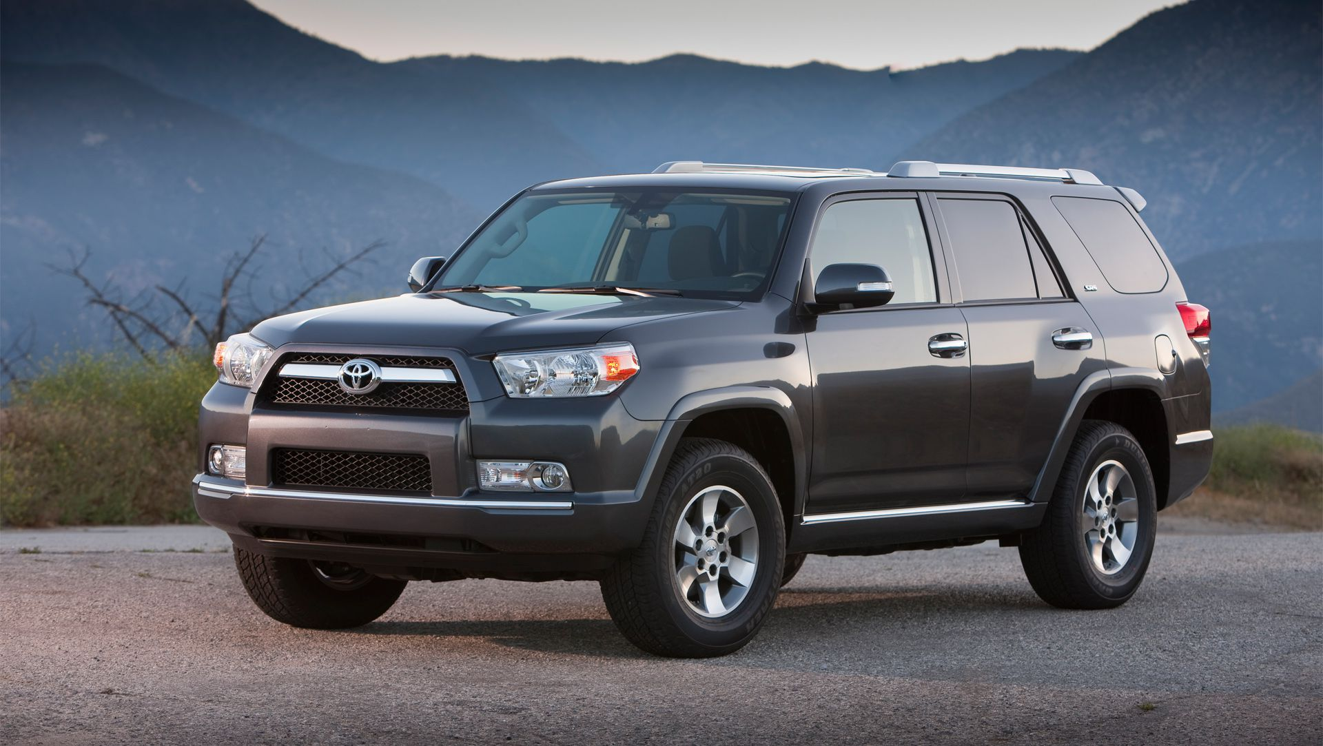 2013 Toyota 4runner Sets The Pace For True Suv Capability Auto Moto Japan Bullet