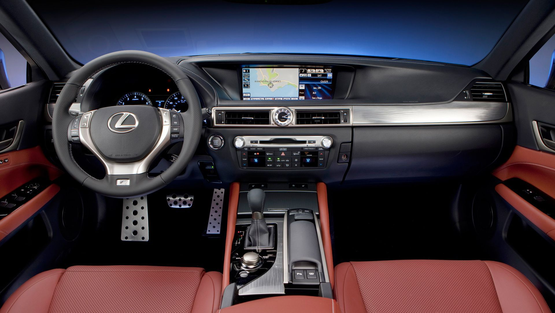 2013 Lexus Gs 350 Sport Sedan Auto Moto Japan Bullet