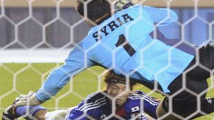 Otsu strikes again as Japan beat Syria