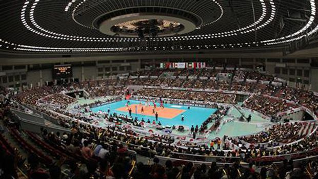 Volleyball: Japanese men fall to 0-4
