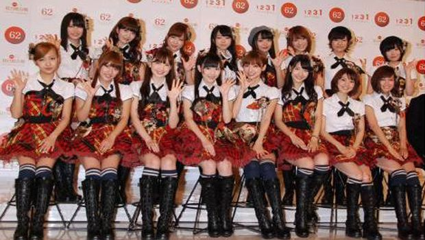 AKB48 members for upcoming single GIVE ME FIVE | Life Style