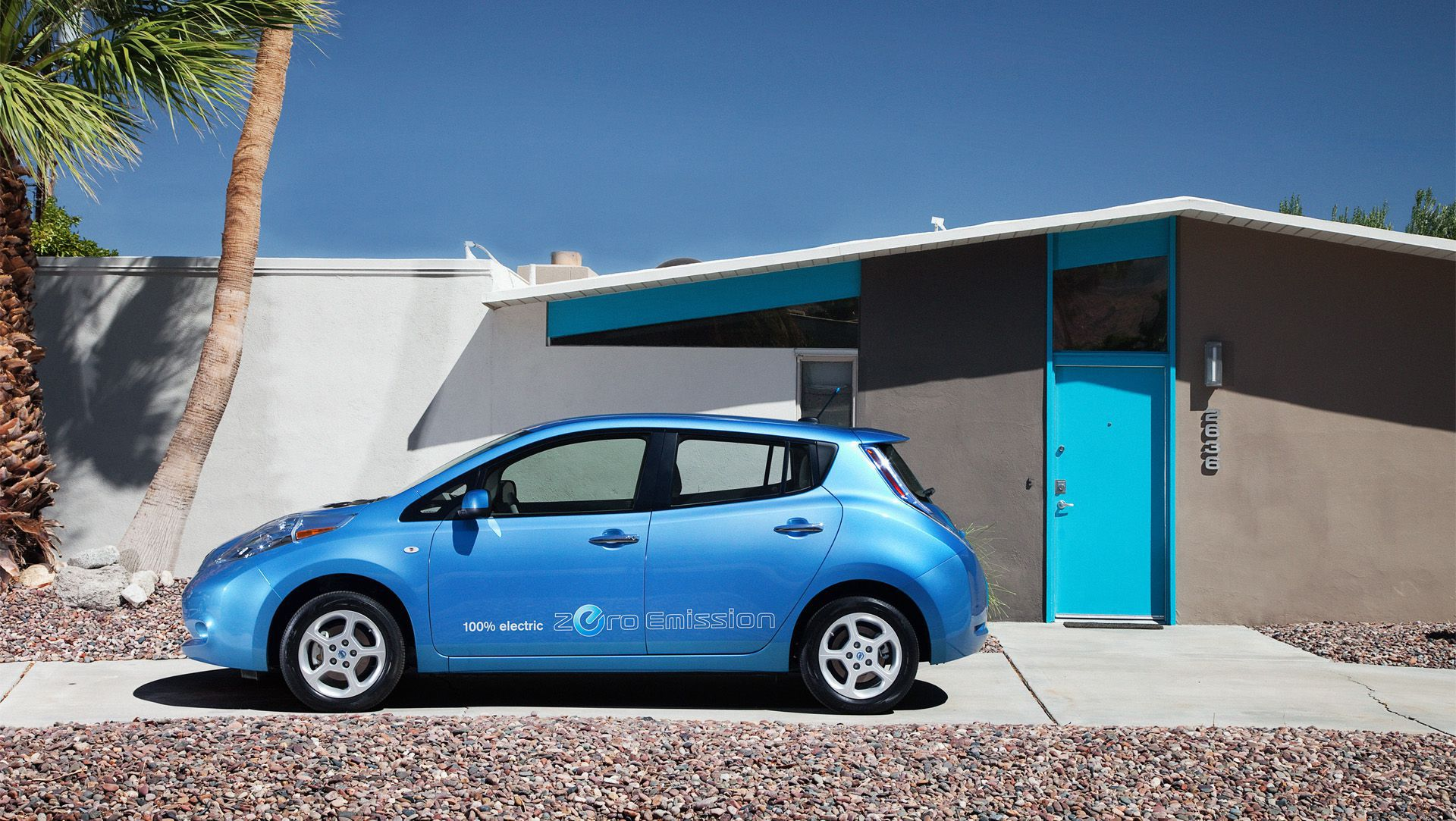 Nissan Leaf Exapands Availability In US
