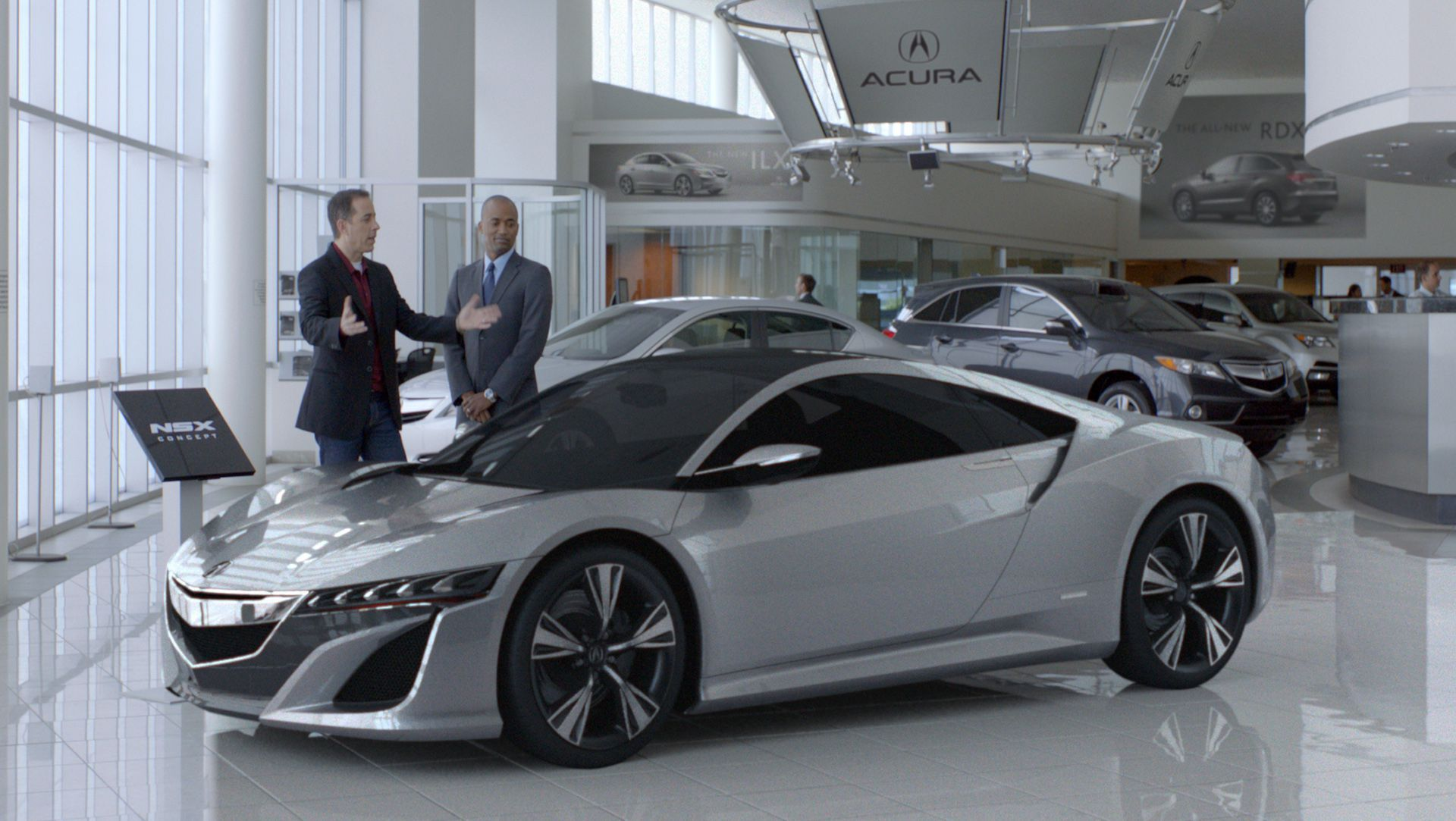 Acura to Debut Super Bowl XLVI mercial First for the Brand