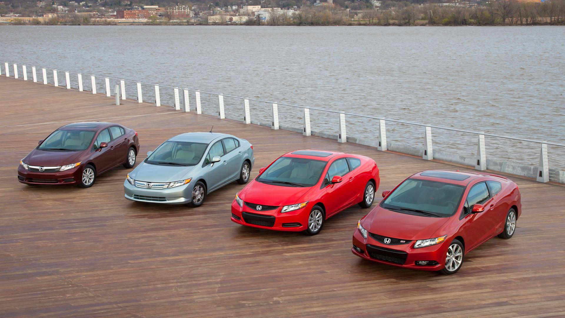 Honda civic named to about s best new cars of 2012 list