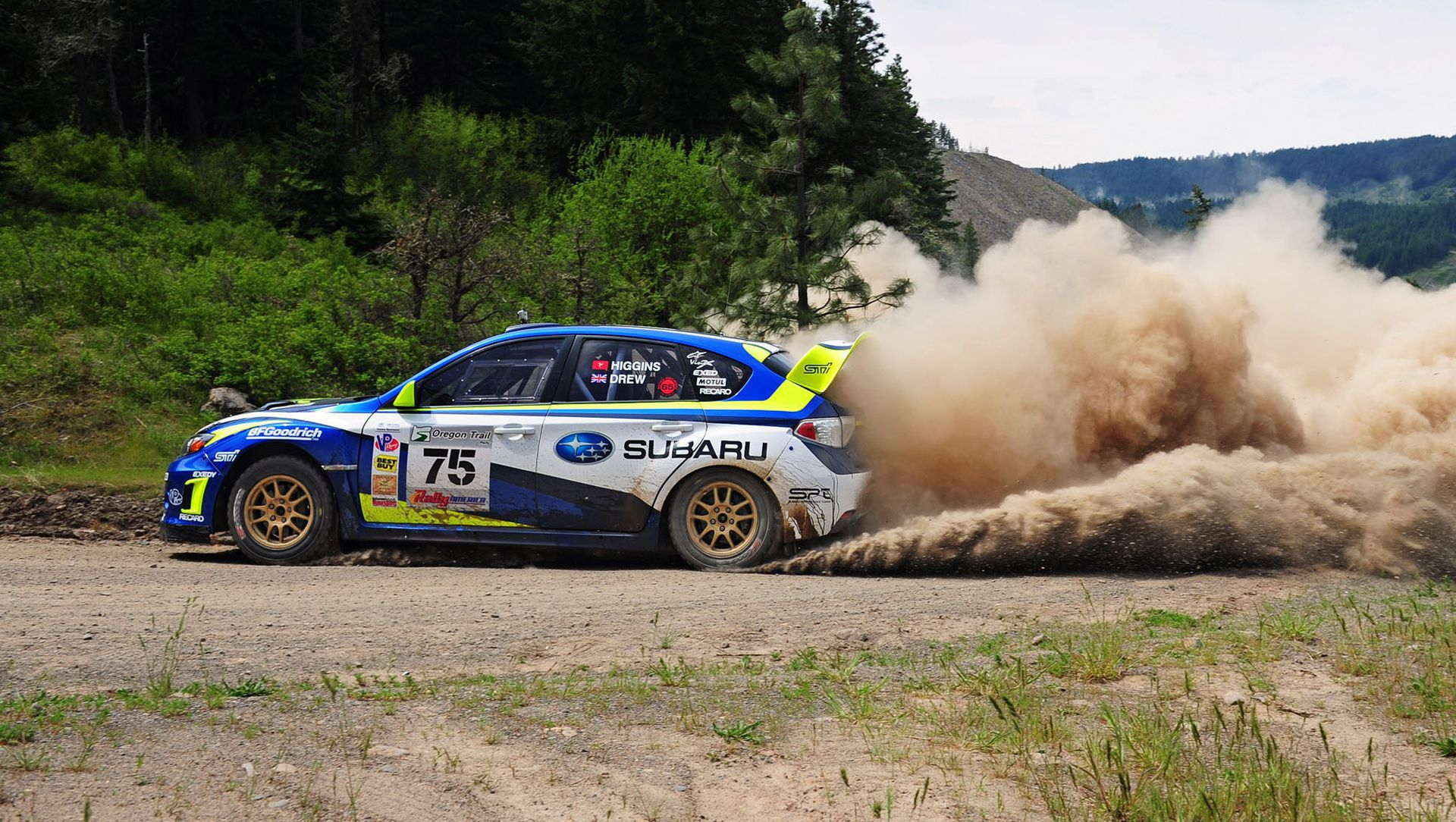 Subaru To Continue Offering The Most Lucrative Rally Contingency