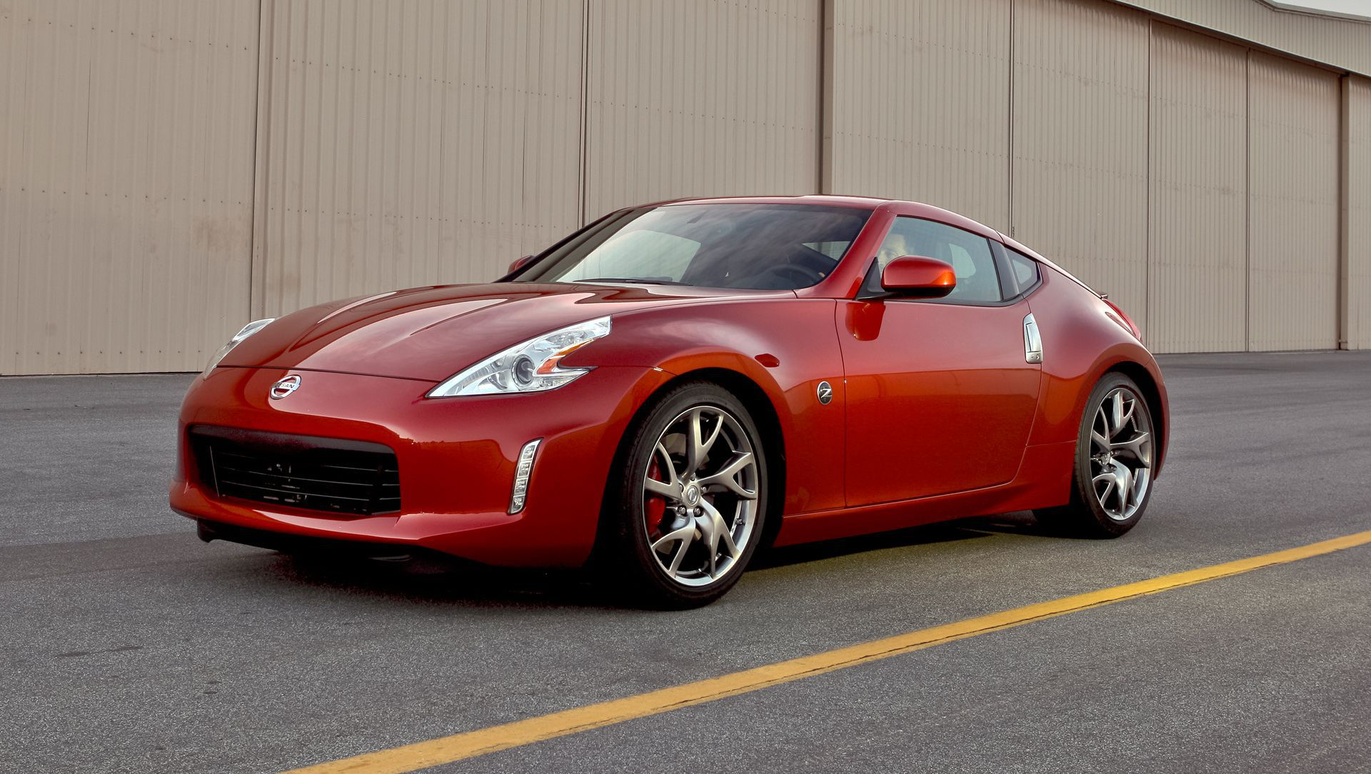 2013 Nissan 370Z Previewed At Chicago Auto Show Nissan ...