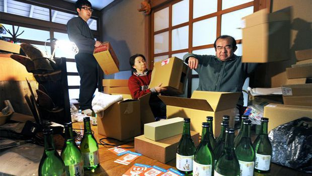 Miracle yeast saves 300-year-old Fukushima sake tradition