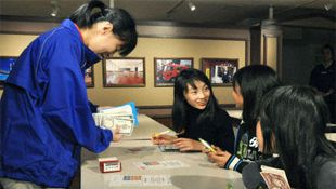KidZania Tokyo offers kids experience paying taxes