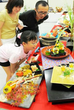 Ministry wants Japanese food designated a cultural asset