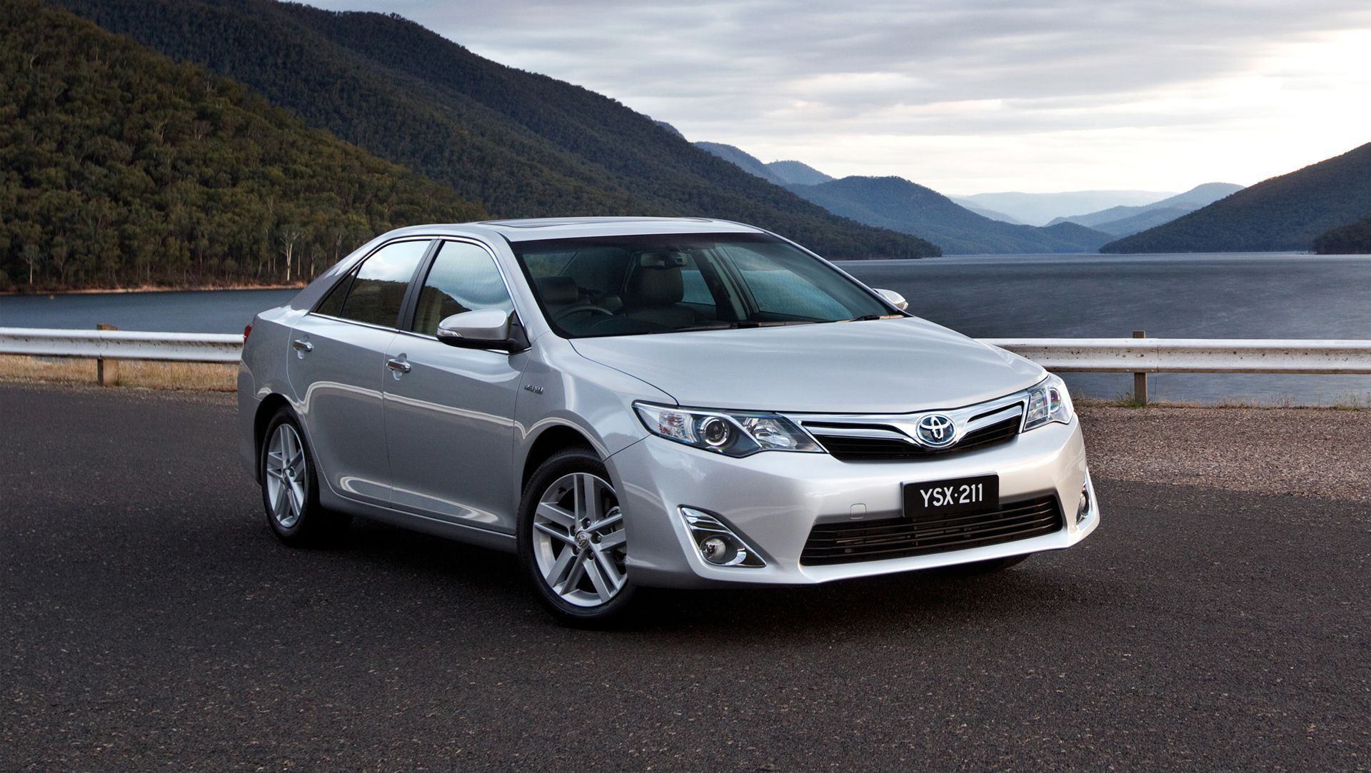 Toyota Camry Tops Cars.com American-Made Index for the Fourth ...