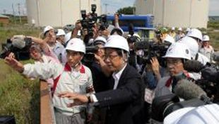 Noda hints at OK for nearly completed Shimane plant reactor to operate