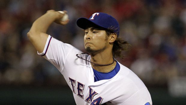 Yu Darvish misses perfect game with 2 outs in 9th