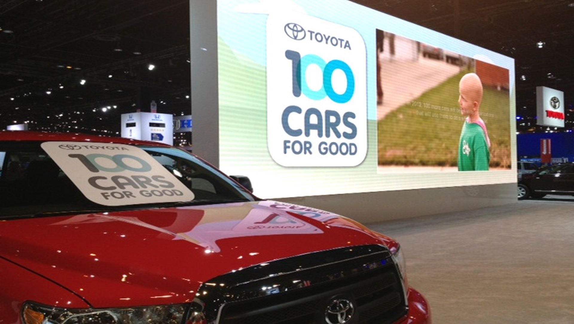 Voting For Toyotau0027s 100 Cars For Good Opens This Morning