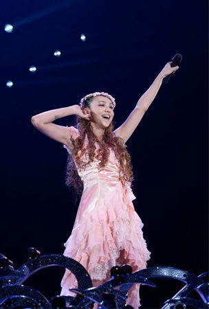 Amuro Namie has announced that she will be holding a nationwide 5-Dome tour
