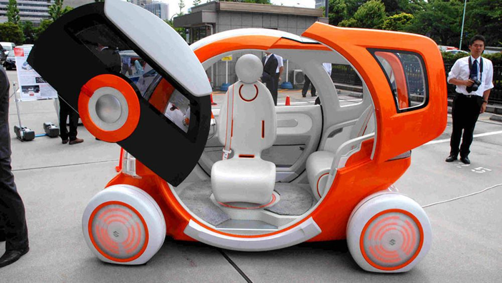 Ultra-compacts get road test at transport ministry | Auto Moto ...