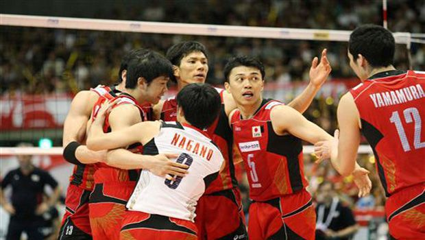 Volleyball: Japan men miss out on Olympic berth