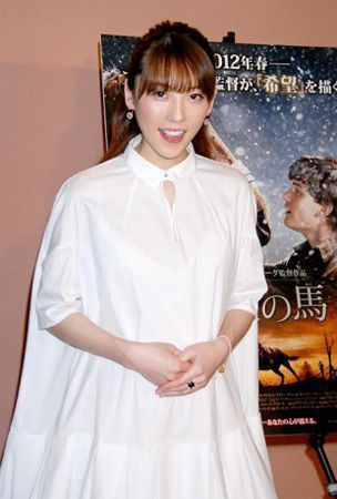 Yazawa Shin gives birth to her first child