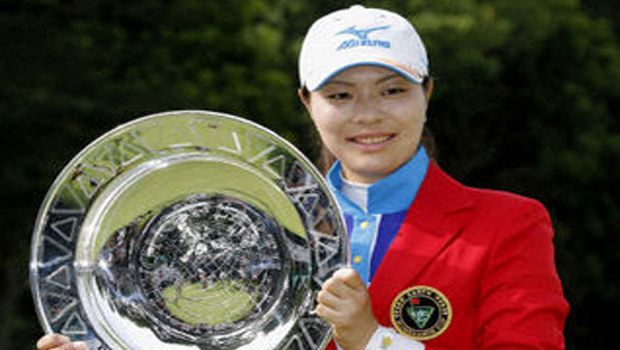 Golf: Late eagle gives Hattori Mondahmin Cup win to restore Japanese pride