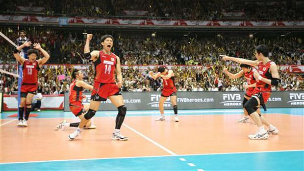 Volleyball: Japan wastes opportunity against South Korea