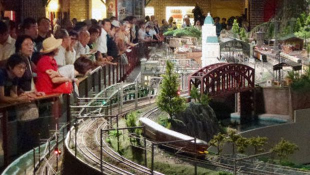 Image result for HARA MODEL RAILWAY MUSEUM