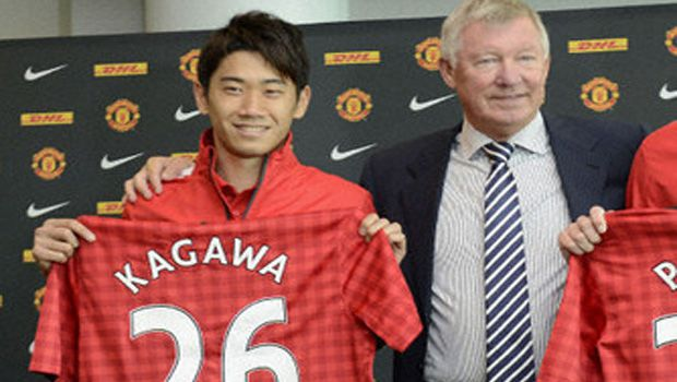 Soccer: Kagawa out for up to 4 weeks with knee injury