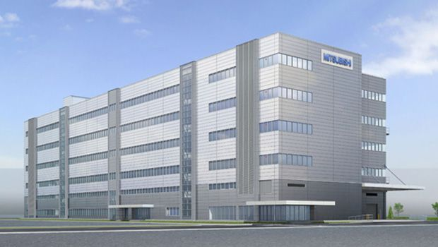 Mitsubishi Electric to build a new production facility for factory automation products at Nagoya Works