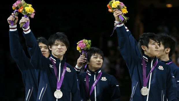 Olympics: Japan takes silver again, China wins gymnastics team gold