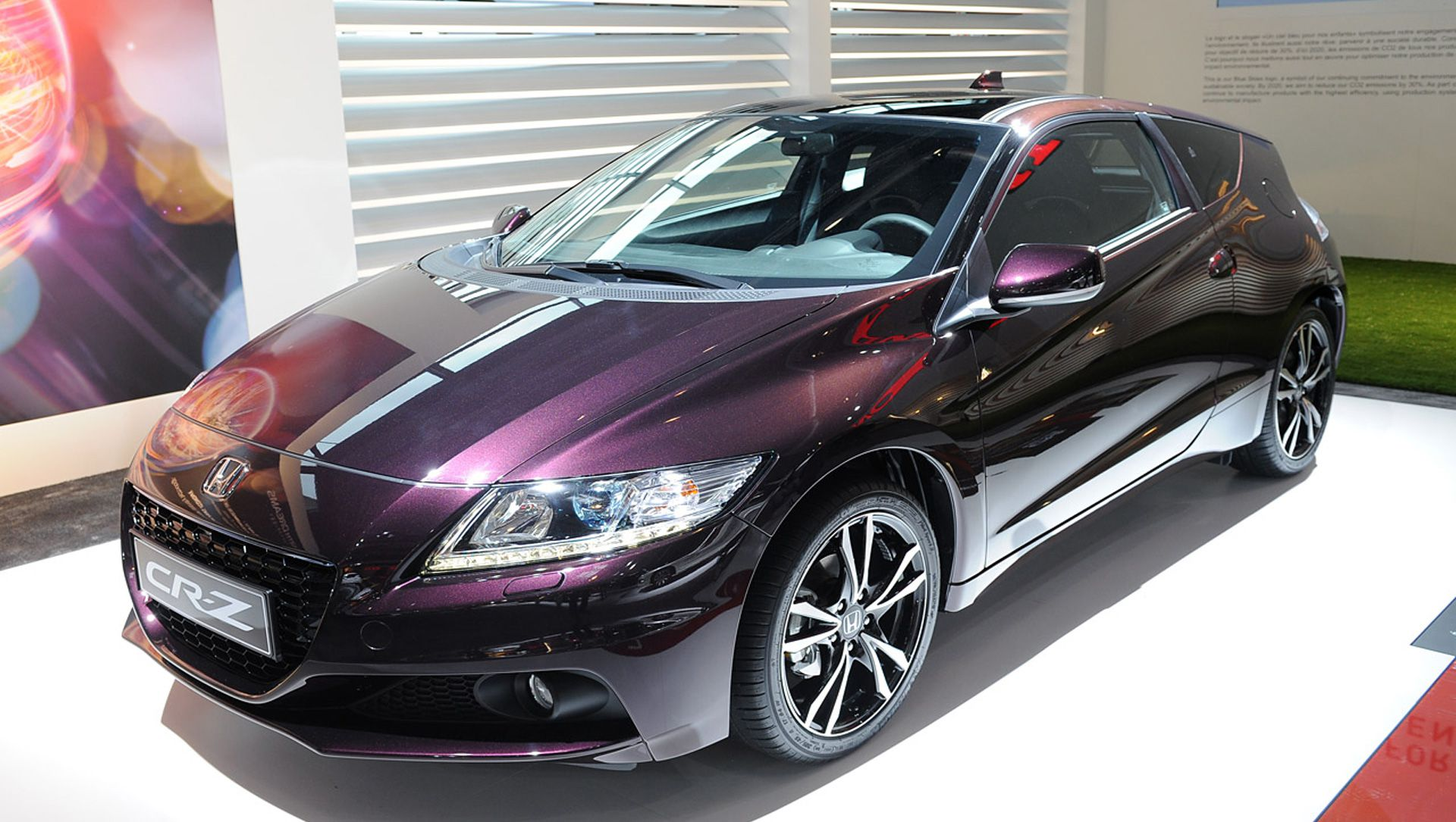 Honda May Stop Selling the Insight and CR Z Hybrids in Europe
