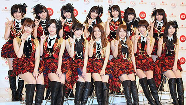 AKB48 & Terry Ito chosen as the Kohaku supporters once again