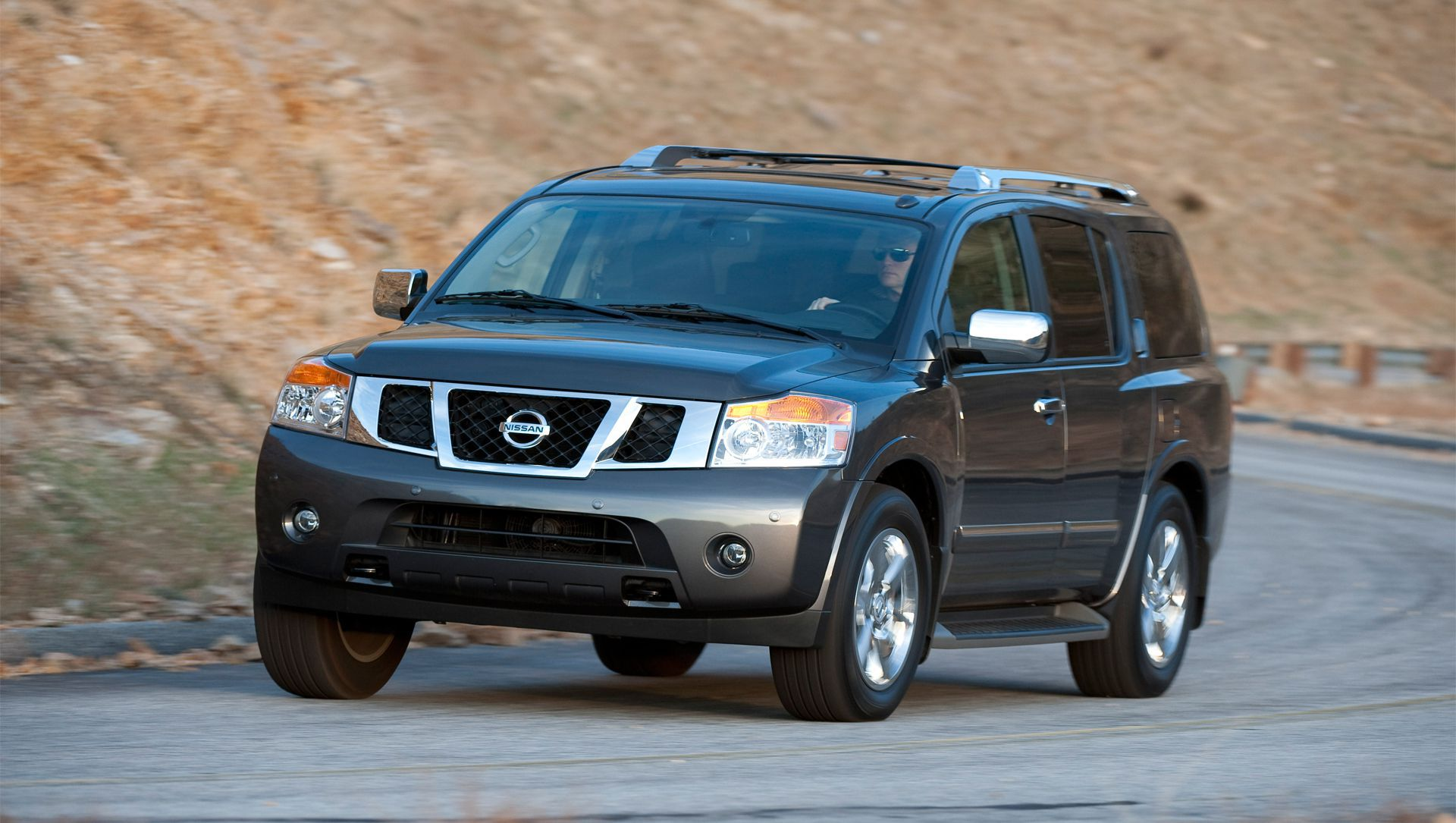 Nissan announces US Pricing for 2014 Armada Full Size SUV and Titan