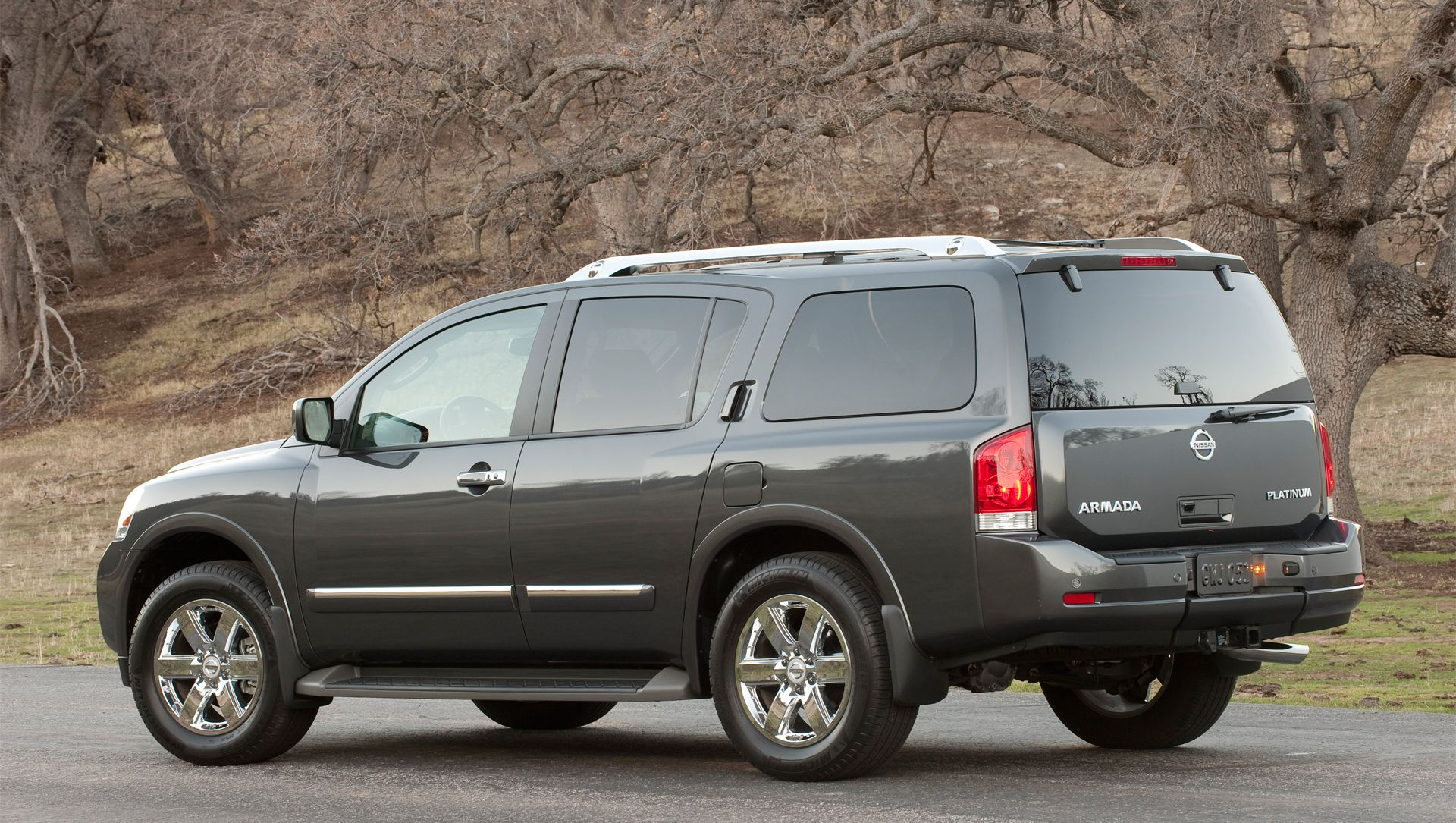 Nissan announces us pricing for 2014 armada full size suv and nissan armada vanachro Choice Image