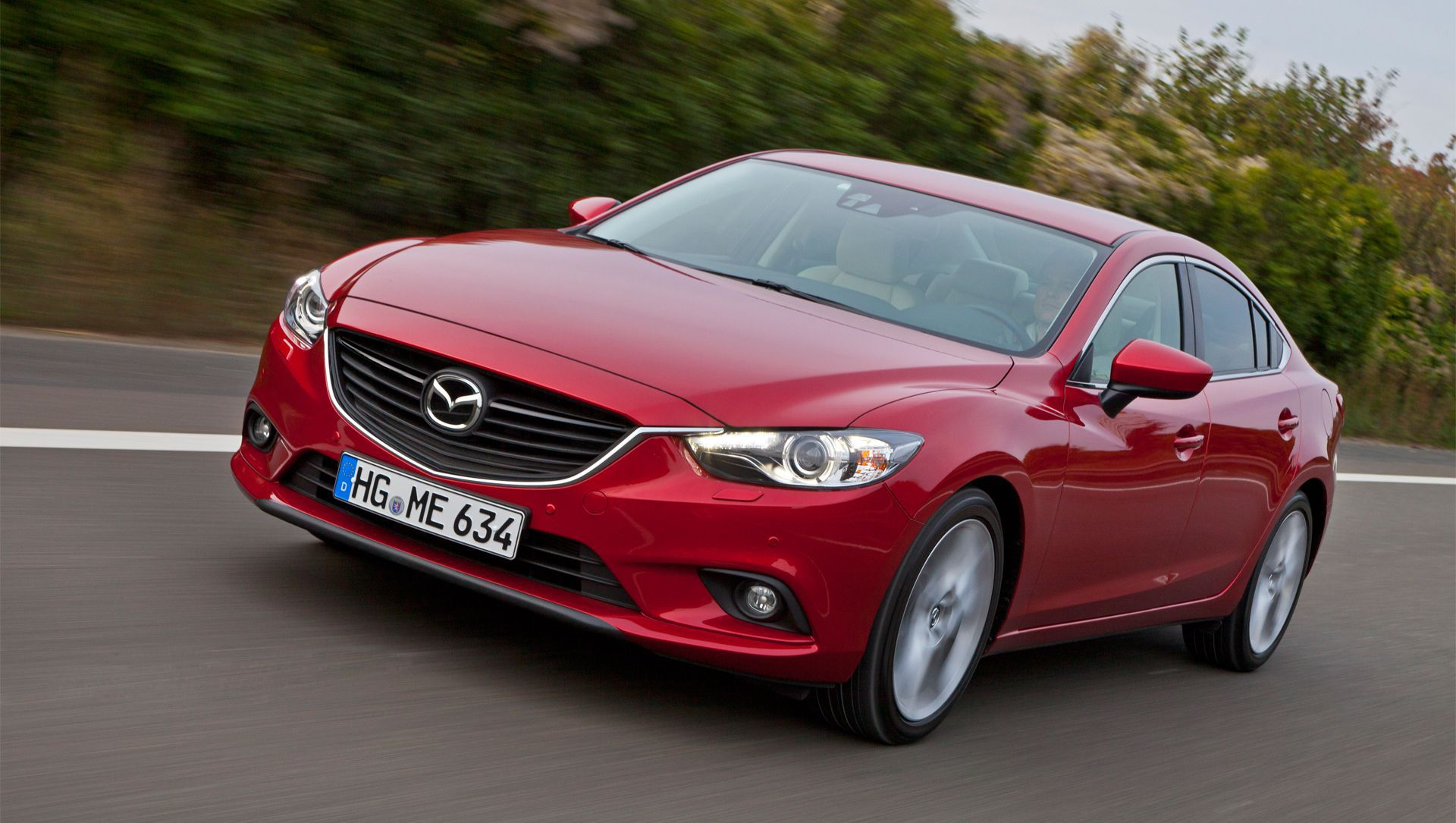 Mazda Begins Production of All new Mazda6 and All new Mazda3 in