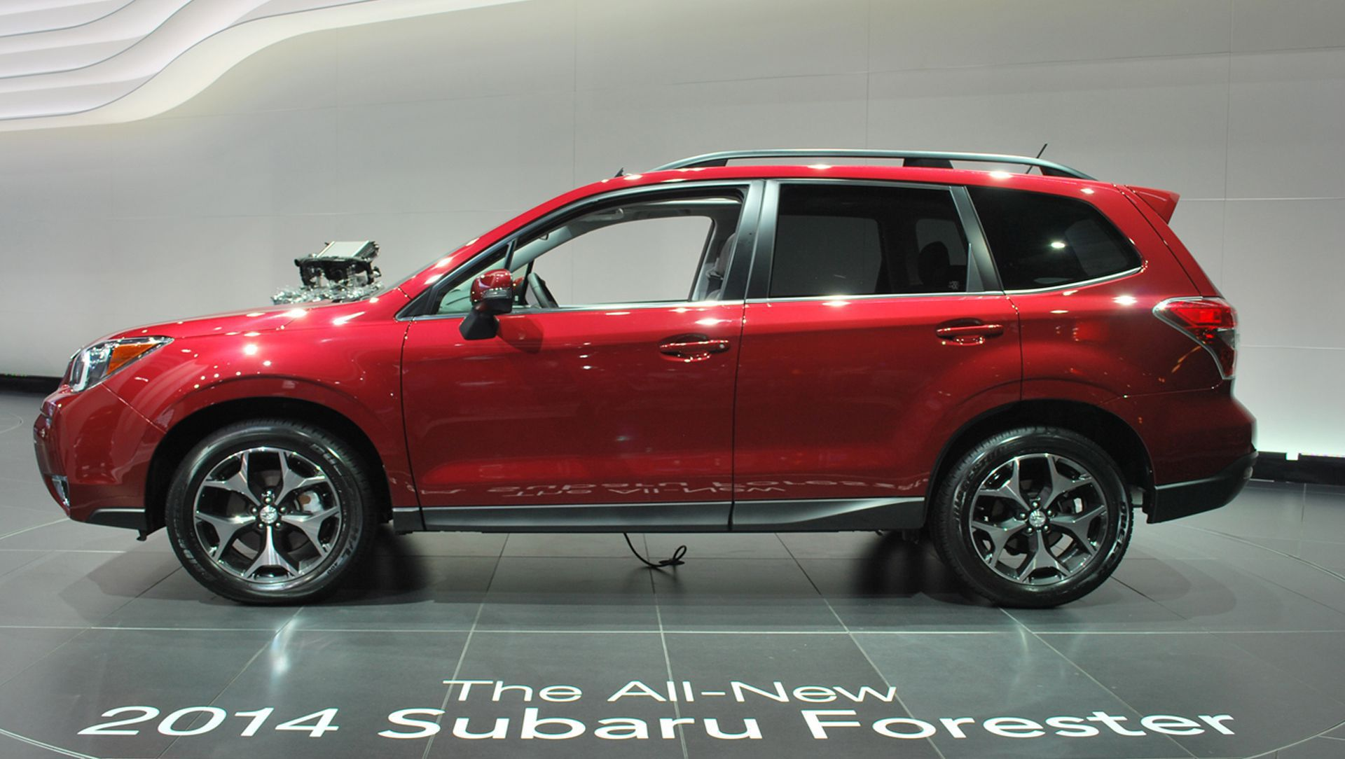 Win a Subaru in the Forester Family Rally