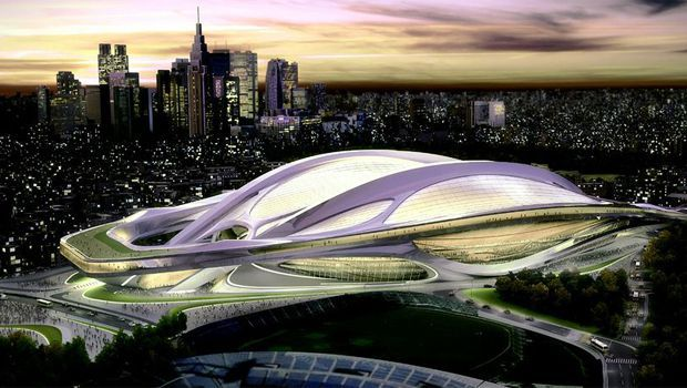 Japan to keep Olympic stadium design as cost soars to Y250 bil
