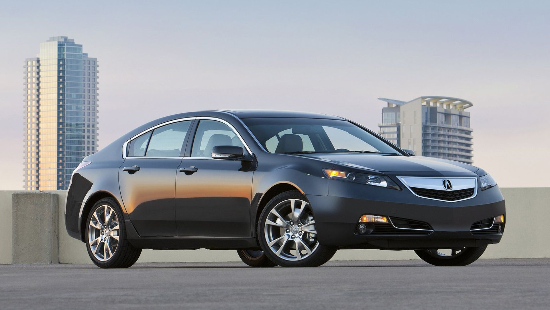 2013 Acura TL Earns The New Highest IIHS Rating Of TOP SAFETY PICK
