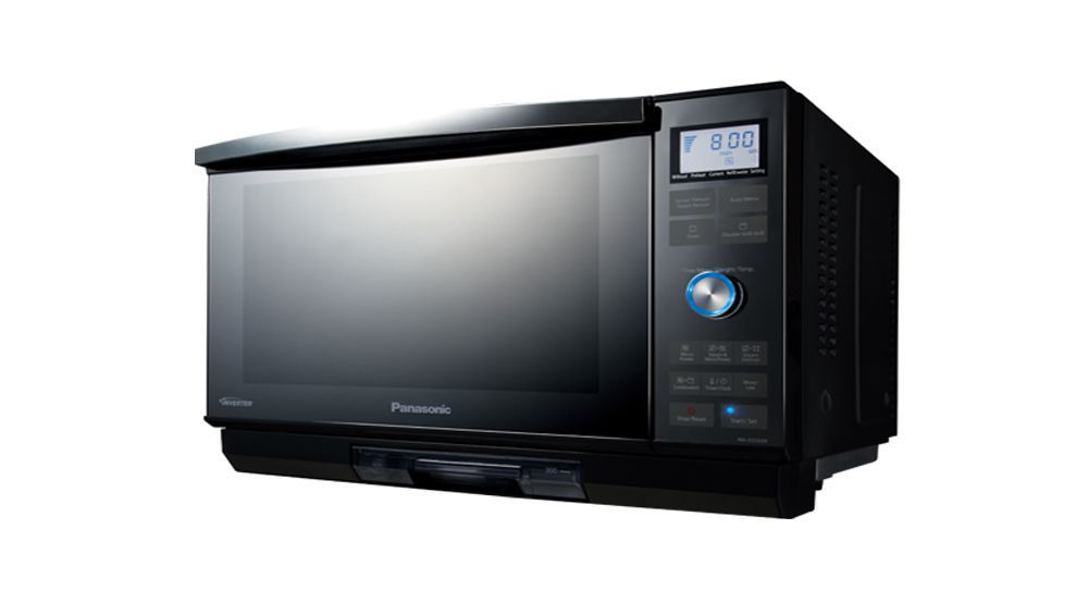 Panasonic Nn Ds592b Steam Double Grill Microwave Oven Technology