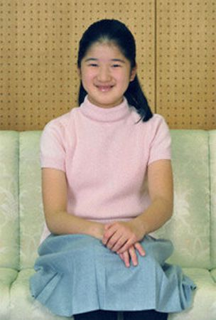 Princess Aiko, daughter of Crown Prince Naruhito, turns 11