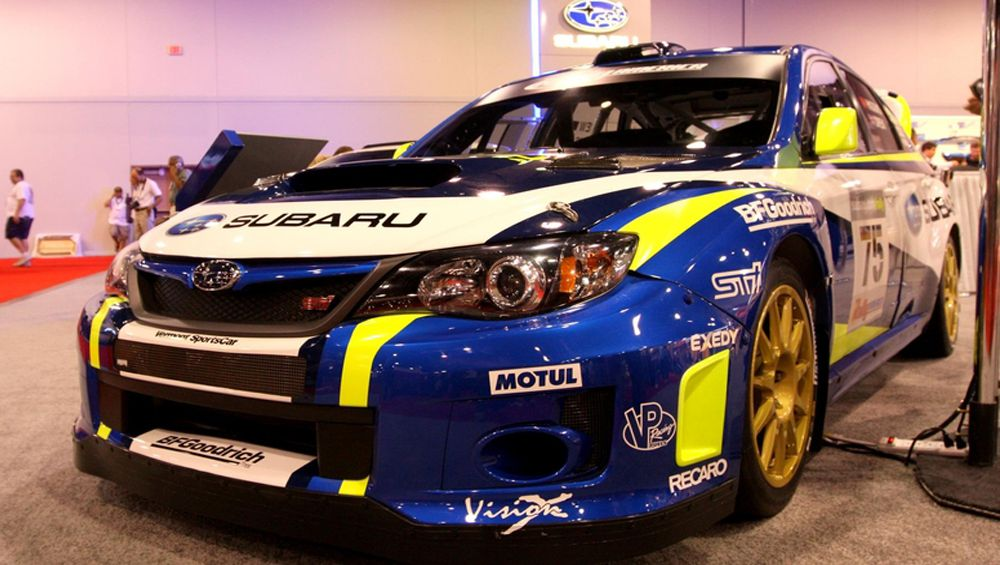 2011 Subaru WRX STI Rally Car | Auto Moto | Japan Bullet