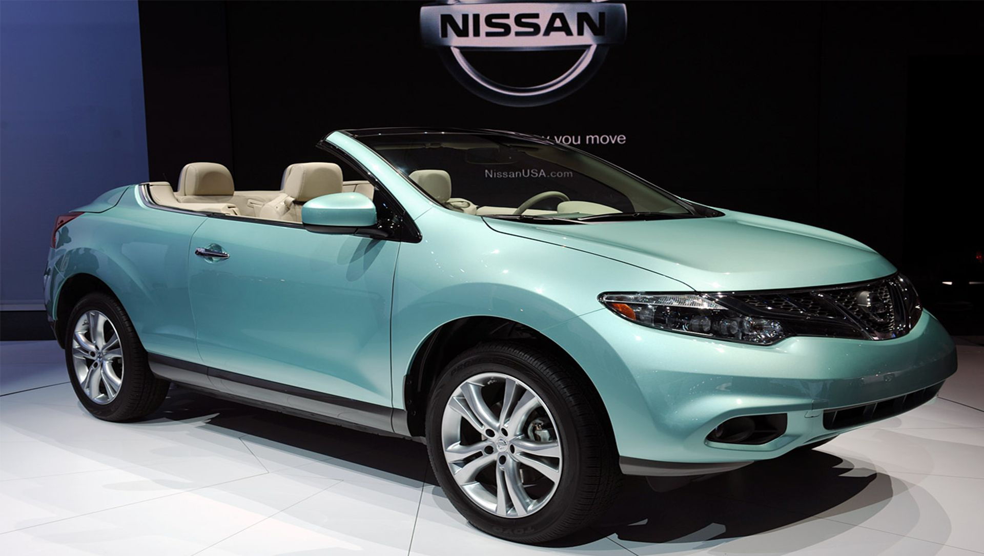 Nissan 2014 Murano CrossCabriolet Pricing