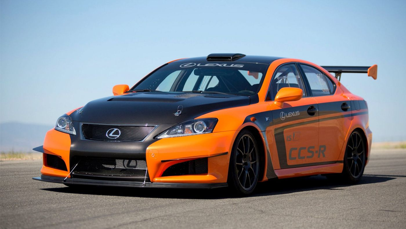 Lexus Is F Ccs R Race Car Overview Auto Moto Japan Bullet