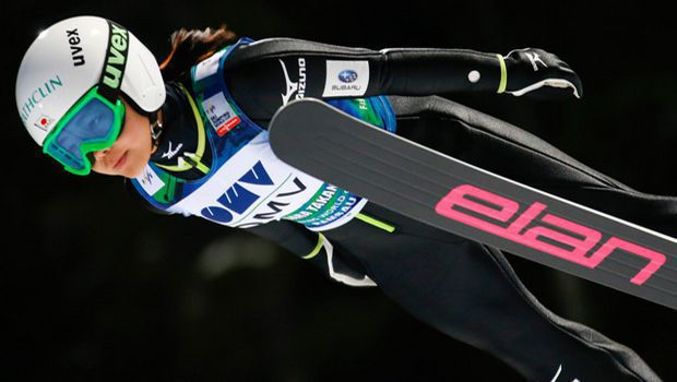 Ski jumping: Strong winds strand Takanashi in 12th place