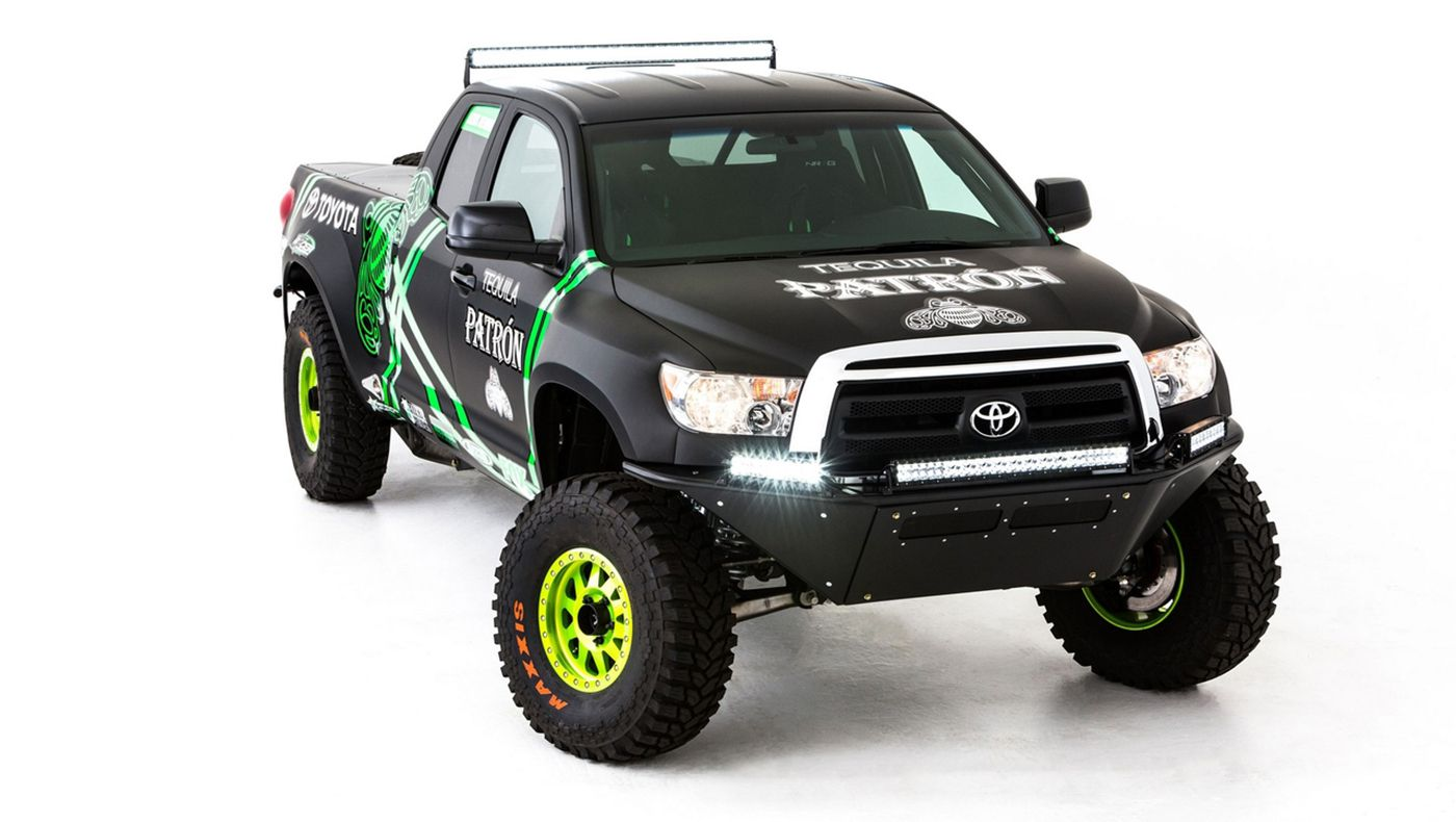 Toyota Tundra Racing Dream Build Challenge Auto Moto Japan Bullet
