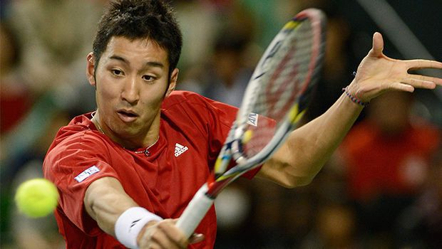 Tennis: Davis Cup captain Ueda pleased with troops without Nishikori