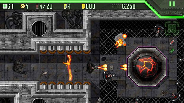 Alien Breed Launches Sony PS3 and PS Vita Assault Next Week