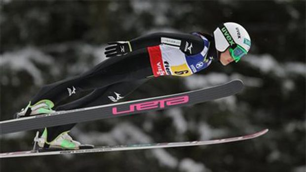Ski jumping: Takanashi shows improved form in victory