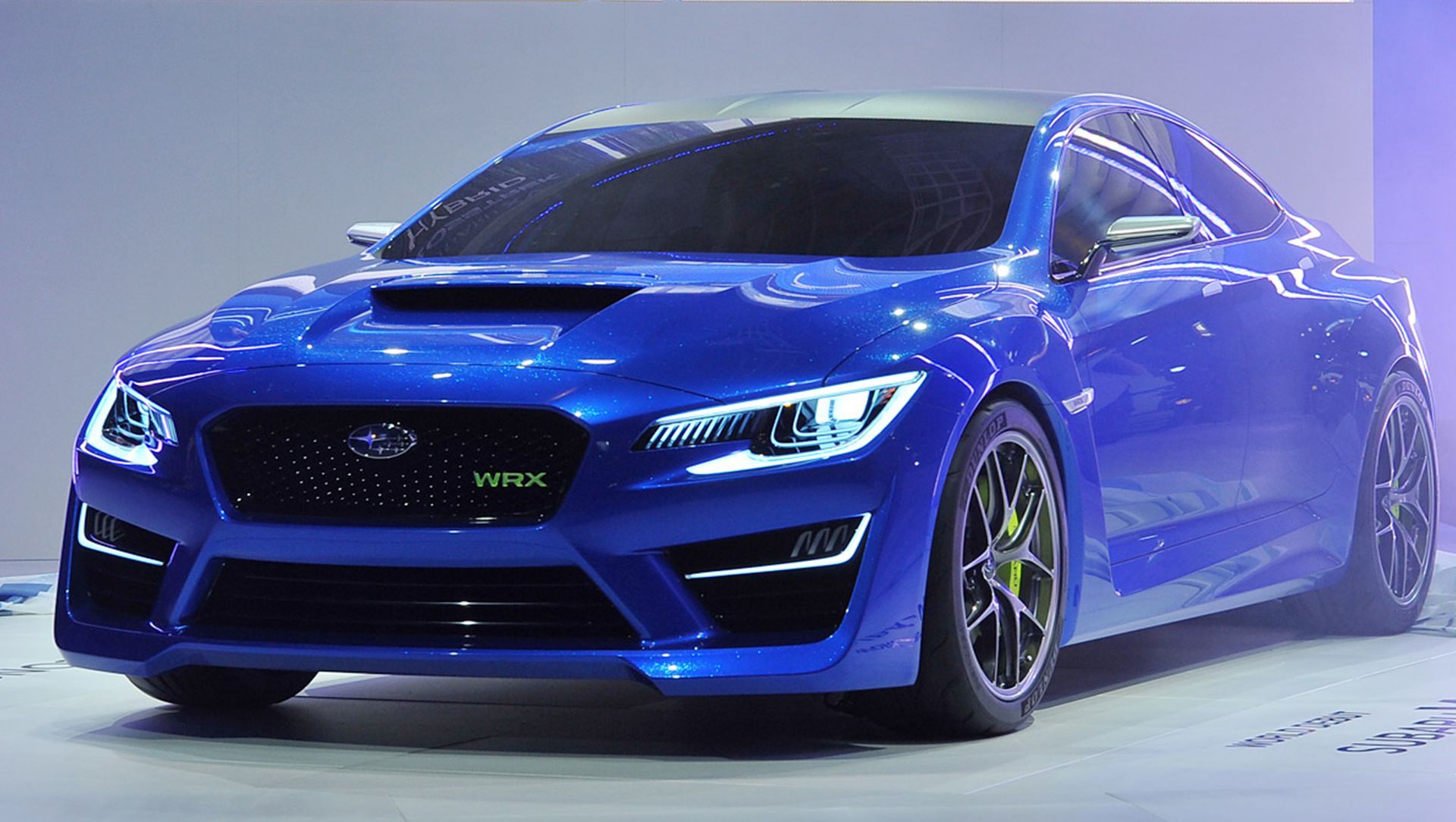 Subaru : WRX Concept styling may transfer to production Impreza, next ...
