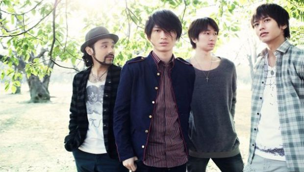 NICO Touches the Walls new song to be used in movie 7days Report