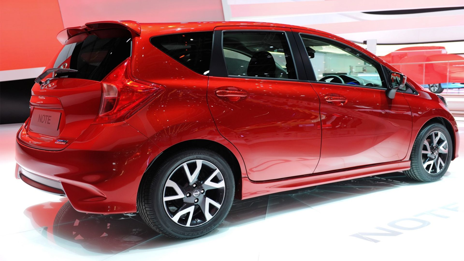 nissan note gets new 360-degree safety kit | auto moto | japan bullet