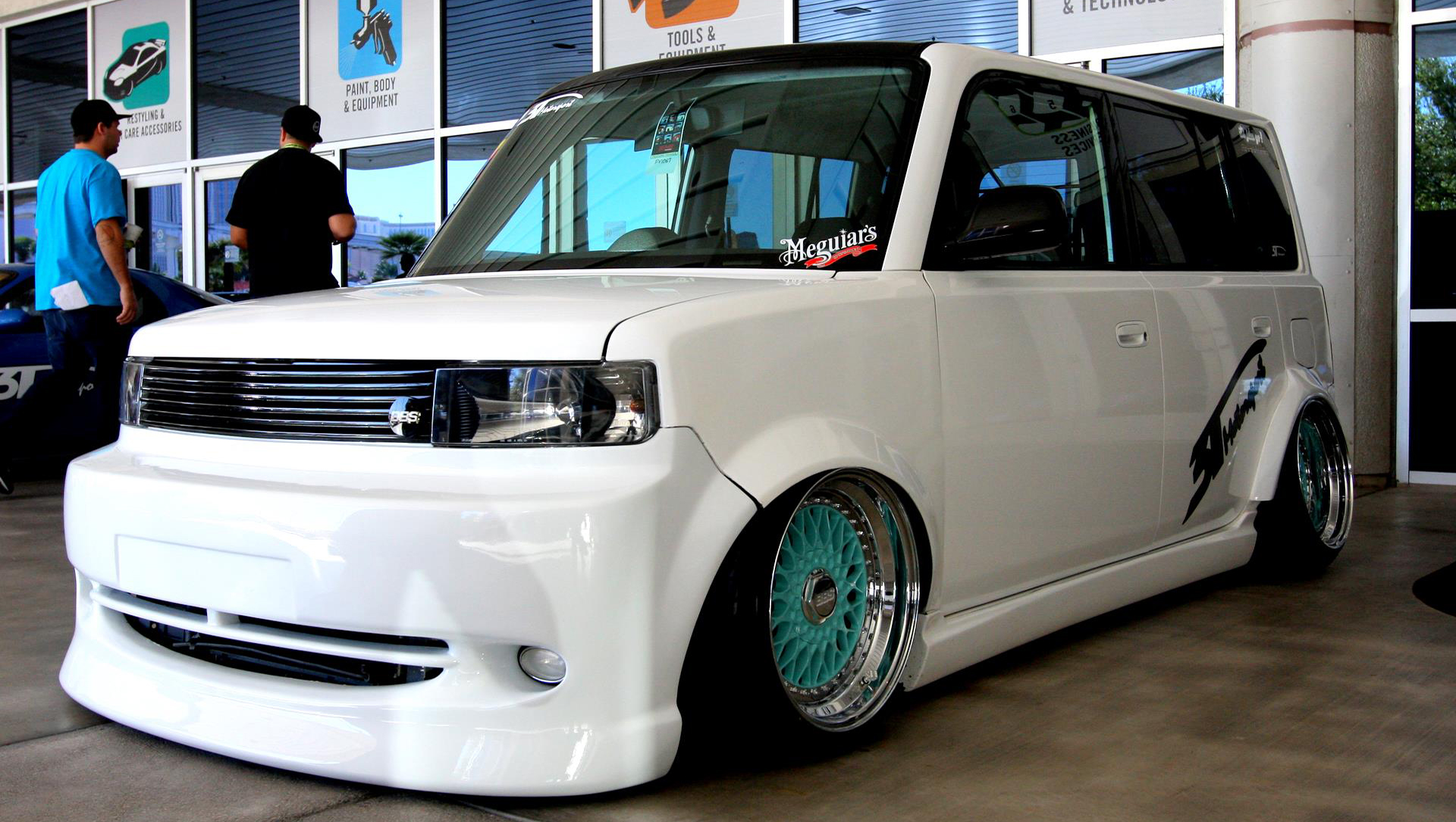 First Generation Custom Scion Xb 3t Motorsport Auto Moto Japan