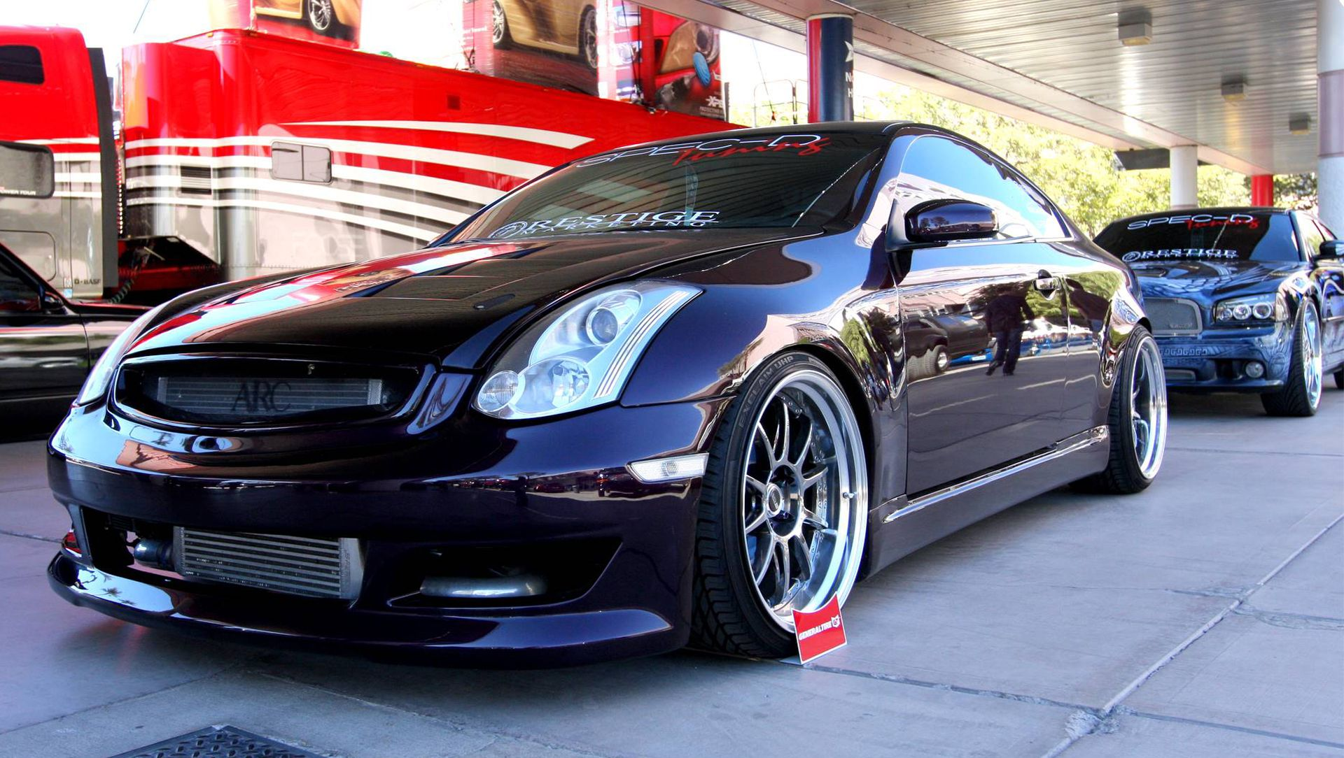 Spec D Tuning Infiniti G35 Coupe Auto Moto Japan Bullet